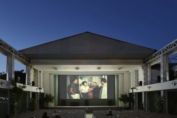 In 2017, the Poseidonion reopened Ciné Titania, the island's historic outdoor cinema from the 1960s.