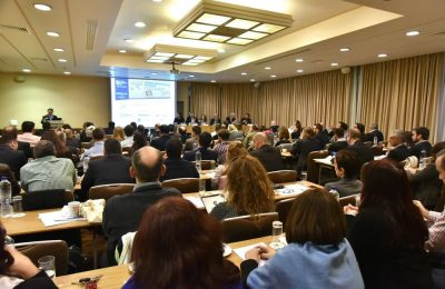 Supply Chain Institute event by the Greek Association of International Freight Forwarders & Logistics Enterprises.