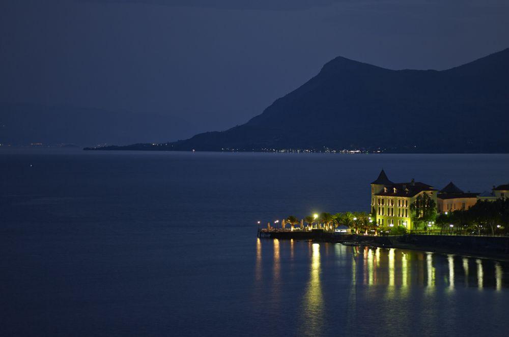 Thermae Sylla Wellness Hotel in Edipsos on the island of Evia.