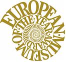 European Museum of the Year Award (EMYA) logo