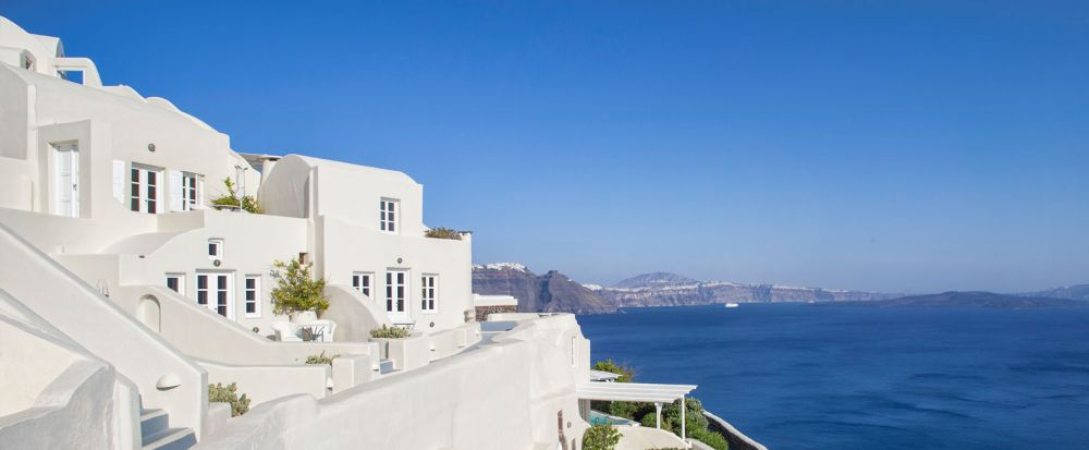 Canaves Oia Hotel - Oia, Santorini, Greece