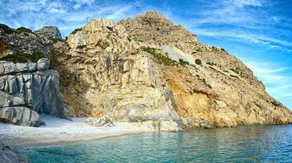 Seychelles Beach, Ikaria. Photo source: visitikaria.gr