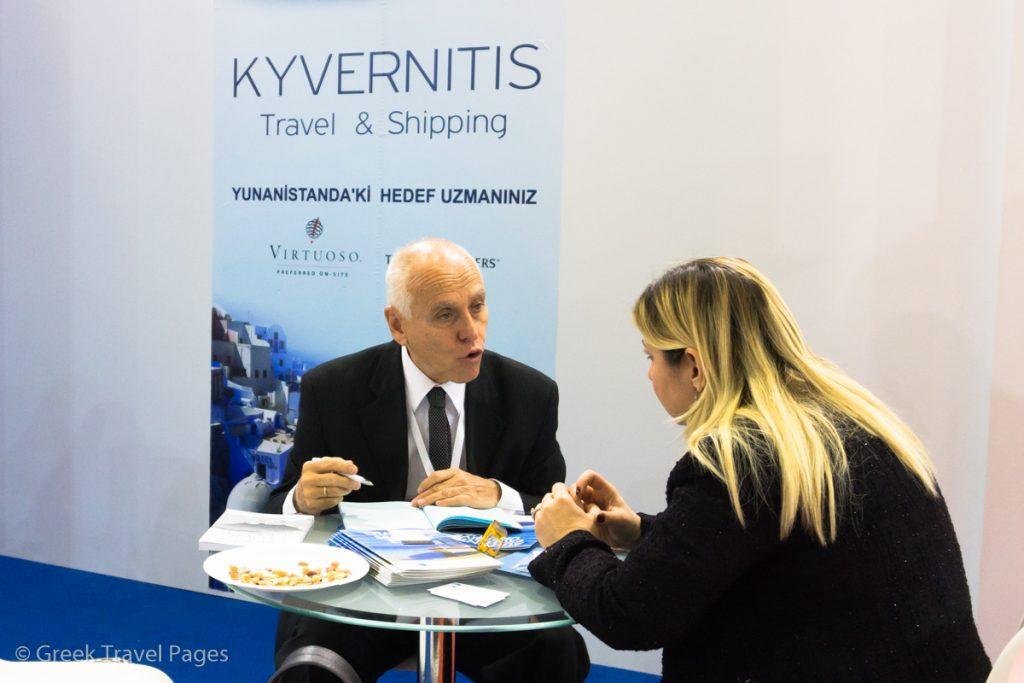Kyvernitis Travel S.A. - Thanos Marinos, Incoming Tourism Supervisor