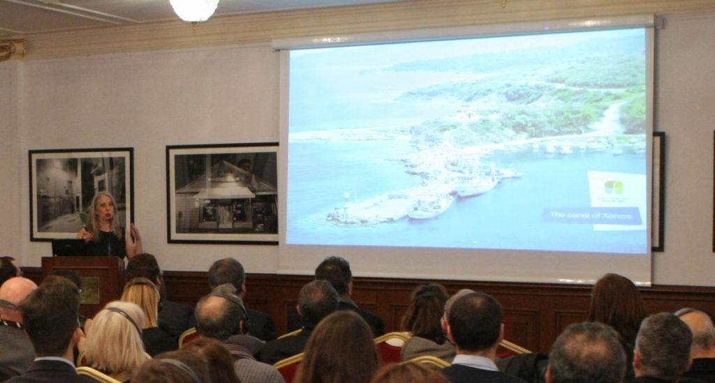 Mt Athos event at Sismanglio Megaron in Istanbul.