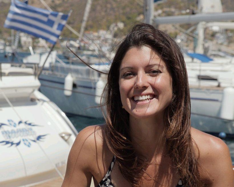 Escorts Albany Ny >> New Faces: Kassandra Lefakinis, Co-owner of Valef Yachts ...