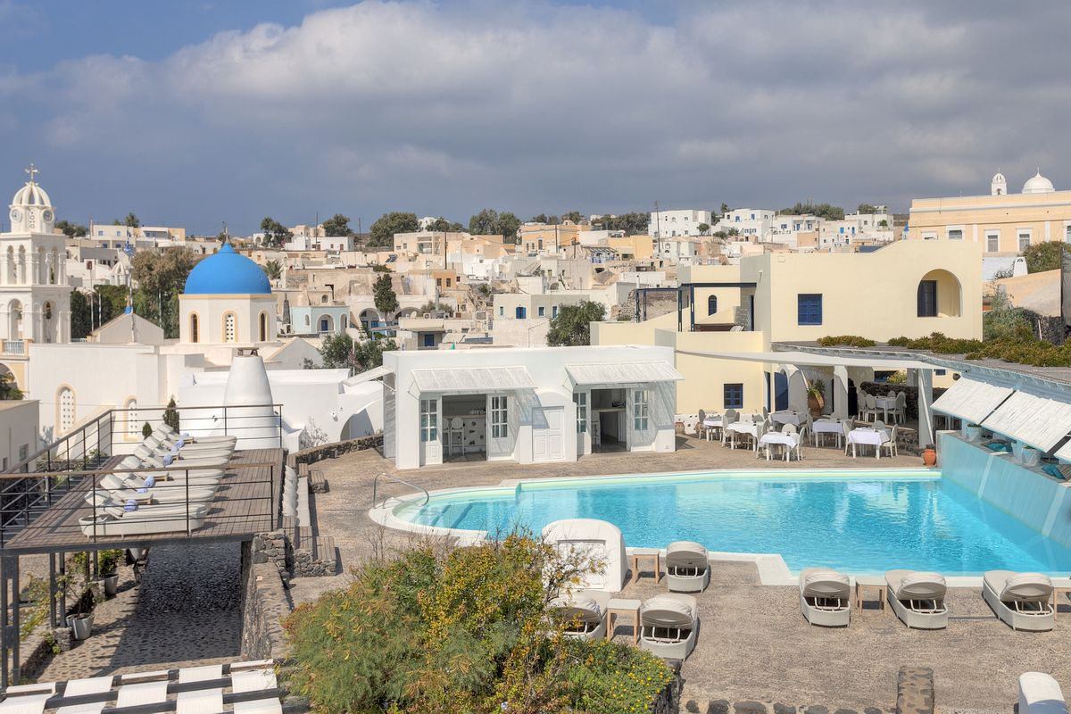 Conde Nast Traveler 7 Greek Resorts Among Europe S Top 30 Gtp