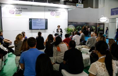 World Travel Market Latin America 2015, São Paulo, Brazil - What can travel blogs do for a destination?, Silvia Oliveira, ABBV