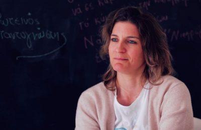 Xenia Papastavrou, Founder NPO Boroume