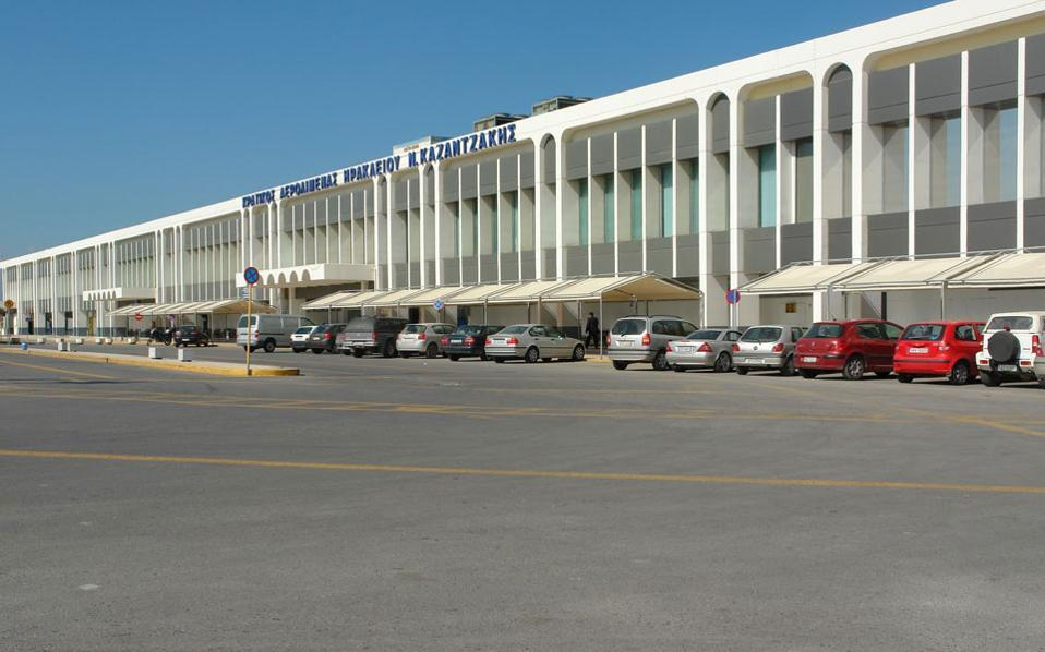 The future Kastelli airport is expected to replace the current Nikos Kazantzakis airport in Heraklion.