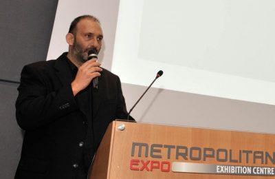 HotelBrain founder and president Panos Paleologos.
