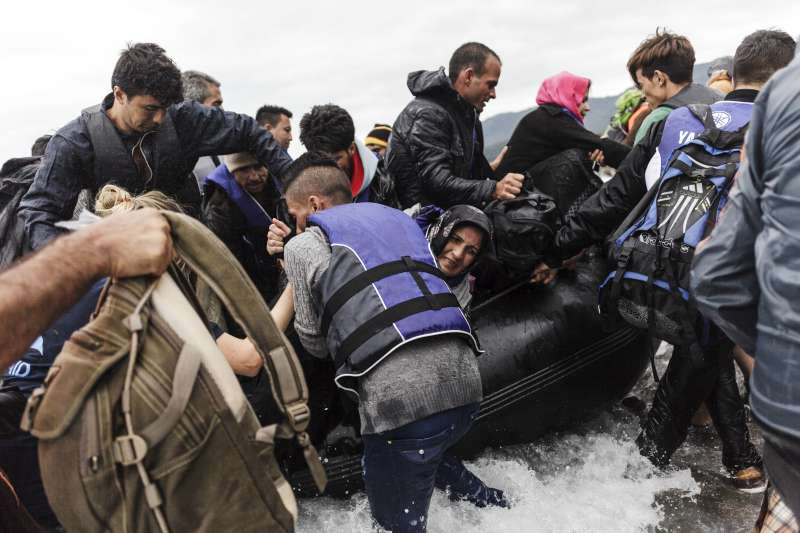 a study of the ongoing refugee crisis in european countries Refugee crisis in europe: the case studies of sweden and slovakia journal of   even before the current situation, eu states could not completely agree on the.