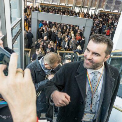 ITB Berlin 2016 Entrance hall