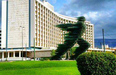 Hilton Athens Exterior Dromeas (Runner)