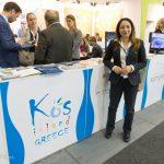 Hoteliers Association of Kos President Konstantina Svynou