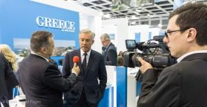 SETE President Andreas Andreadis