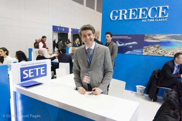Xenofon Petropoulos, SETE, Public Relations.