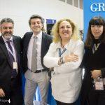George Angelis, ACVB; Xenofon Petropoulos, SETE; Maria Athanasopoulou, Respond on Demand; Aggeliki Karagouni, SETE