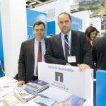 Yiorgos Petritsis, Peloponnese Region, Tourism Advisor and Ioannis Boukouvals, Regional Advisor