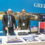Lefteris Iliadis, Head of sales Europe II (right)
