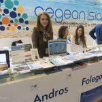 Eleni Politou, Municipal Councilor of Andros for tourism and development