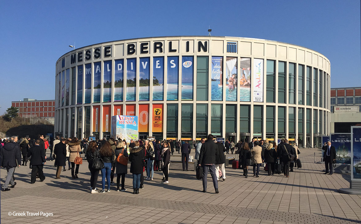 ITB Berlin 2016 photo report arrival day one