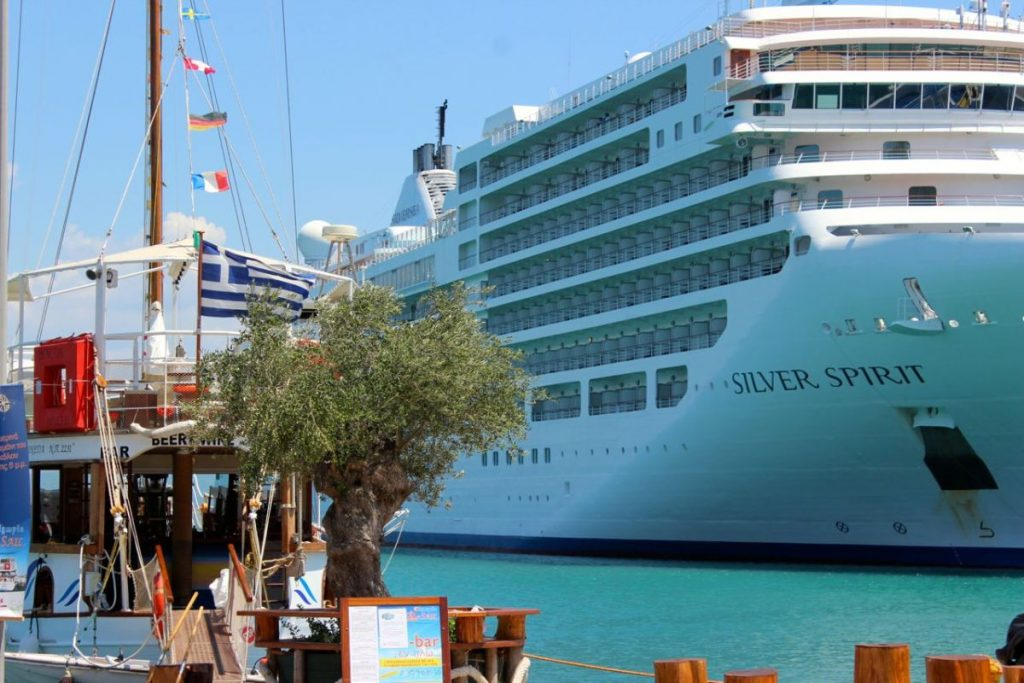 Greece Shows Cruise Credentials at Global Expo - GTP Headlines