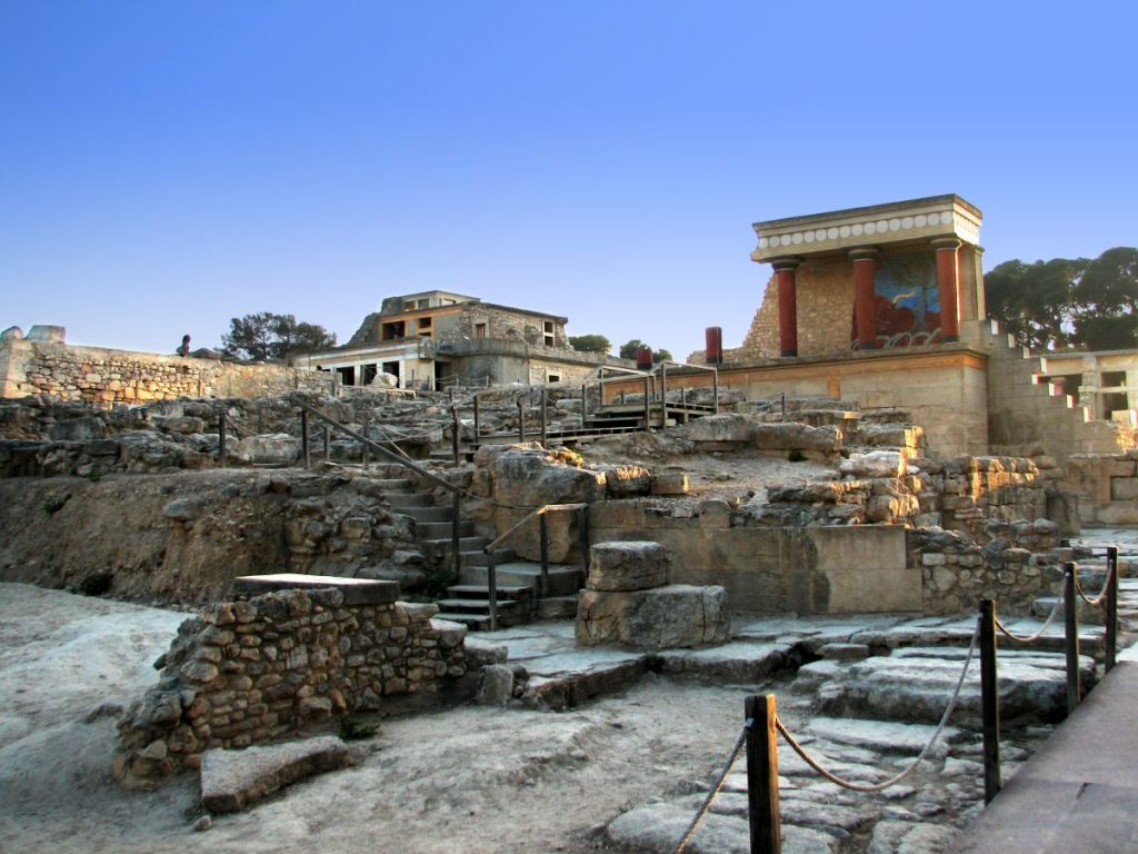 Archaeological Site of Knossos Photo: © Konstantinos Ntougkas / GTP