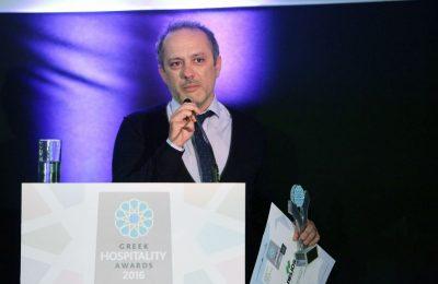 Dimitris Serifis, CEO of Nelios.