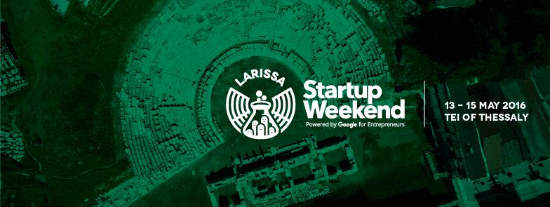 Startup Weekend Larissa 2016