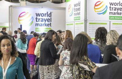 World Travel Market Latin America 2016, São Paulo, Brazil