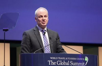 WTTC President & CEO David Scowsill (archive photo).
