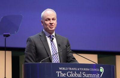WTTC President & CEO David Scowsill (archive photo).