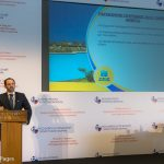 Dimitris Charitidis, CEO and managing director of Tez Tour Hellas, presented the way Russian tourists see Greece.