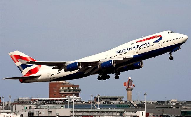 British Airways Group Travel 89