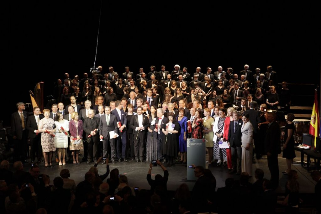 Winners of the EU Prize for Cultural Heritage / Europa Nostra Awards.
