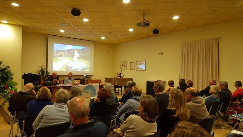 Tribute event to Greek philosopher Aristotle held in Italy.