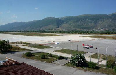 King Pyrros Airport, Ioannina