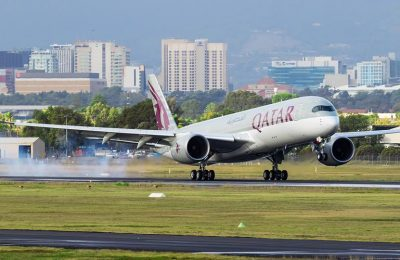 Photo by Seth Jaworski. Source: Qatar Airways