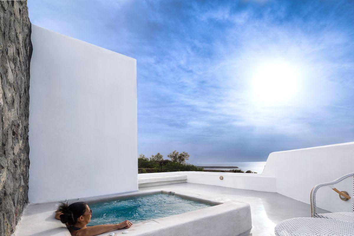 Santo Maris Oia Luxury Suites & Spa.