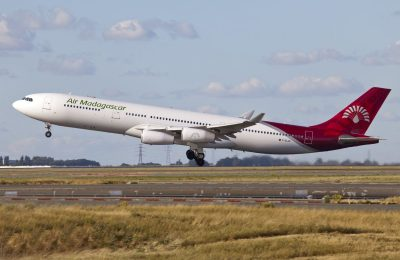 Air Madagascar has been cleared from the EU Air Safety List.