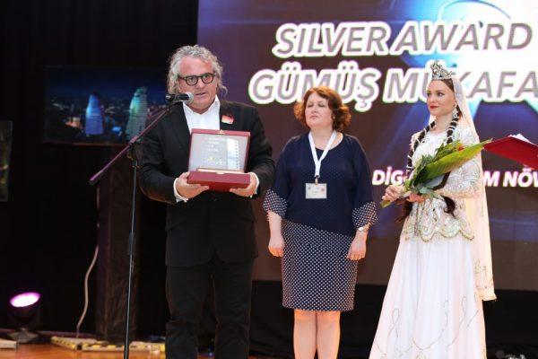 Delos 2015 Andonis Theocharis Kioukas award
