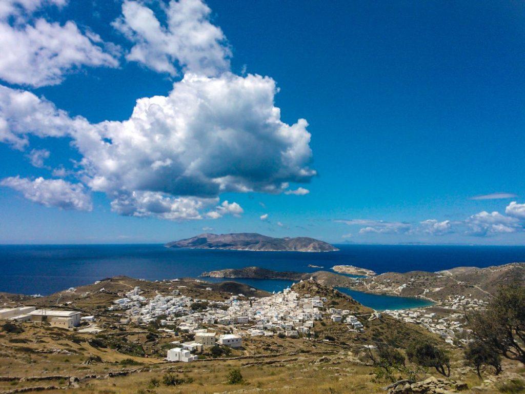 Ios Island. Photo copyright: Tasos Alexandropoulos