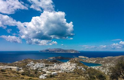 Ios Island. Photo copyright: Tasos Alexandropoulos