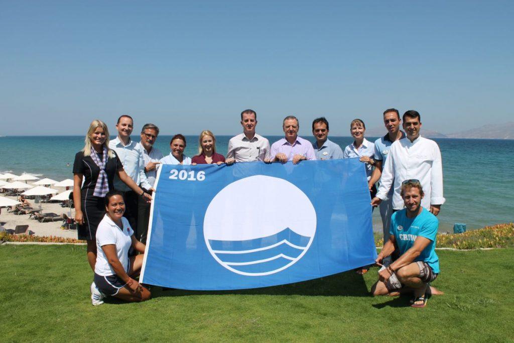 Neptune Hotels_Blue Flag 2016