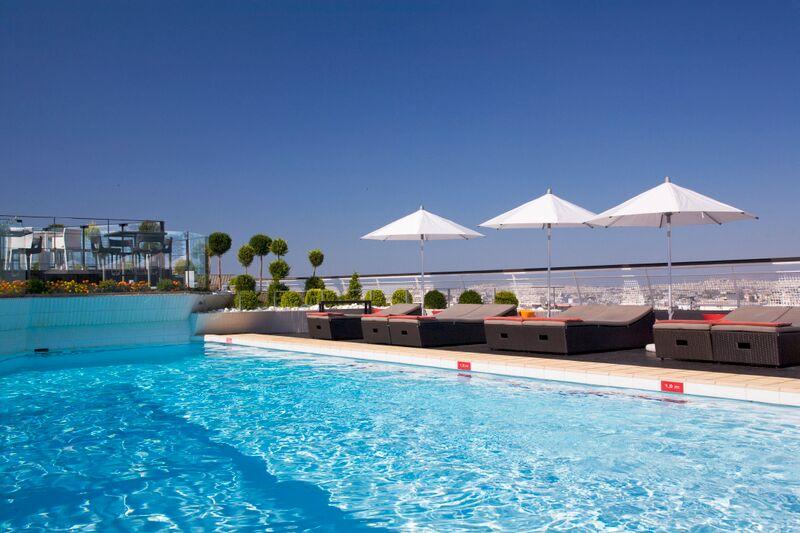 Pool-Novotel Athenes