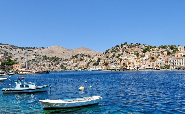 Tilos Island. Photo © AJancso / Shutterstock