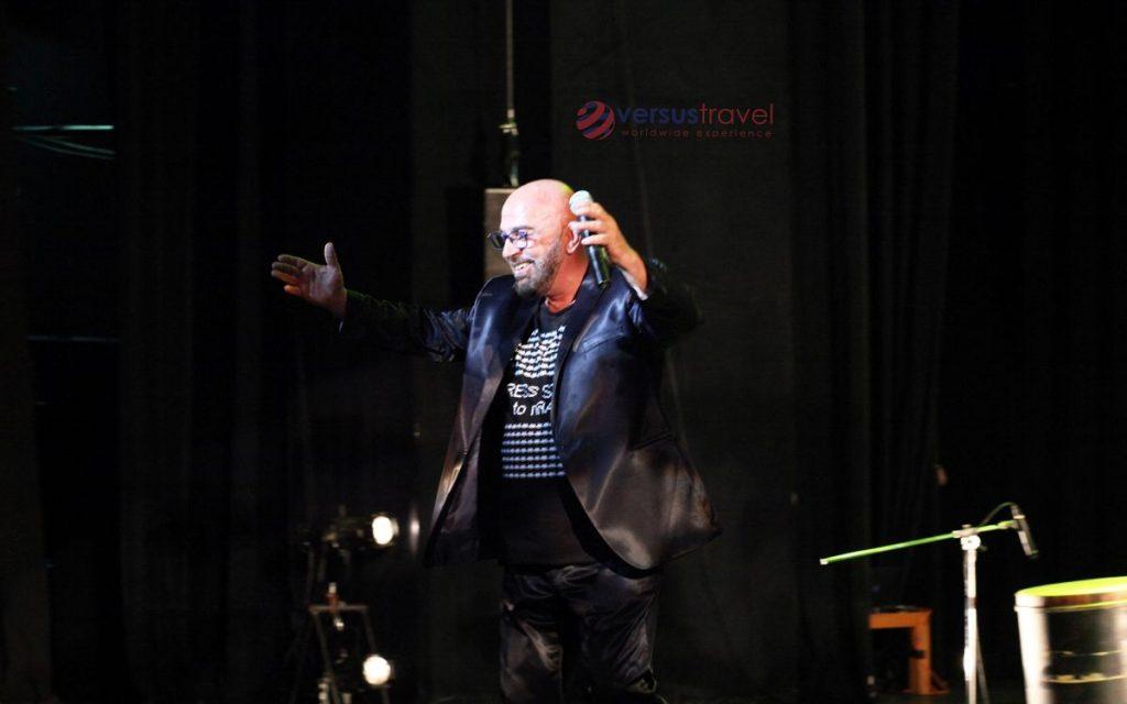 Greek showman Yannis Zouganelis