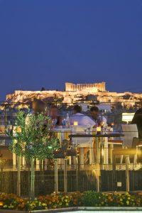 View- Novotel Athenes
