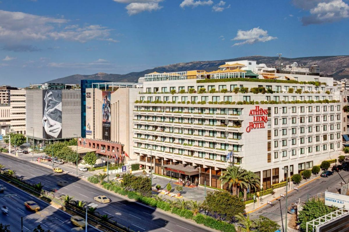More Hotels Slated For Athens Greece In 2018