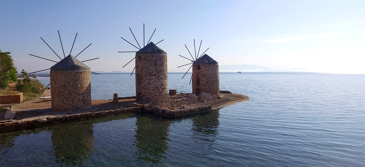 Chios Island, North Aegean
